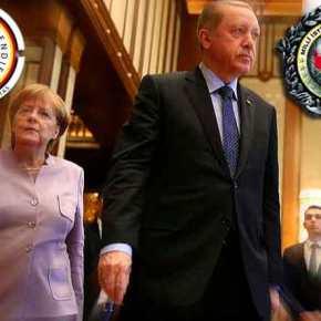 """Το """"παιχνίδι"""" και η συνεργασία μεταξύ γερμανικών και τουρκικών μυστικώνυπηρεσιών"""