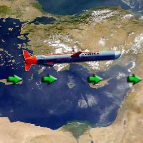 Αποκάλυψη-σοκ: Από την Ελλάδα εκτοξεύθηκαν τα αμερικανικά βλήματα cruise που έπληξαν τηνΣυρία!