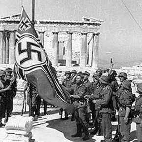Η Μηχανή του Χρόνου «Η Γερμανική εισβολή στην Ελλάδα- Η μάχη τωνοχυρών»
