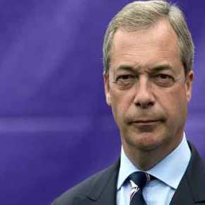 Ν.Φάρατζ προς ΕΕ: «Είστε μαφιόζοι και γκάνγκστερς – Δόξα τω Θεώ σας αφήνουμε και φεύγουμε»(βίντεο)