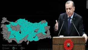 Ρ.Τ.Ερντογάν: «Νικήσαμε» – Αντιπολίτευση: «Εμείς νικήσαμε με52%»!
