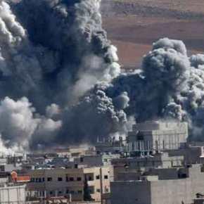 ΕΚΤΑΚΤΟ: Με κομμένη την ανάσα ο πλανήτης: Οι ΗΠΑ θα πλήξουν την Δαμασκό γιατί η συριακή αεροπορία κτύπησε μεβόμβες-βαρέλι