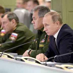 """""""Στόχος της επίθεσης στην Αγία Πετρούπολη ο ίδιος οΠούτιν""""!"""