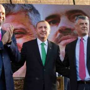 Η περιοχή μας πήρε ήδη φωτιά: Πολεμικό συμβούλιο υψηλόβαθμων Τούρκων αξιωματούχων και Αλβανών στοΚοσσυφοπέδιο