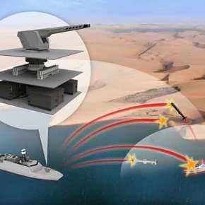 Αιφνιδιασμός: Η Τουρκία κάτω από άκρα μυστικότητα κατασκεύασε ηλεκτρομαγνητικό πυροβόλο και όπλο Laser για τις νέες Φρεγάτες TF-2000 επιθυμώντας κυριαρχία στηνΑ.Μεσόγειο