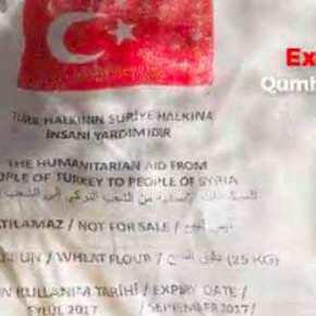 Αποδείξεις για το ρόλο της Τουρκίας στην αιματοχυσία της Συρίας! Δείτε τιβρέθηκε