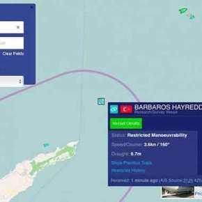 """Το ΚΥΣΕΑ συνεδριάζει με το Barbaros να έχει εισέλθει στα χωρικά ύδατα της Κύπρου! – ΚΥΣΕΑ στην Αθήνα χωρίς δηλώσεις προκλήσεις από την Άγκυρα με """"τουρκικόΑγαθονήσι"""""""