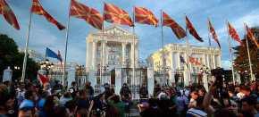 Σκόπια και Αλβανία ανταλλάσσουν «πολεμικές» ανακοινώσεις- Στα άκρα οισχέσεις