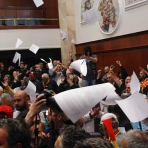 Σκόπια: Προειδοποίηση Μόσχας για τα «προσχεδιασμένα επεισόδια» στηνΠΓΔΜ