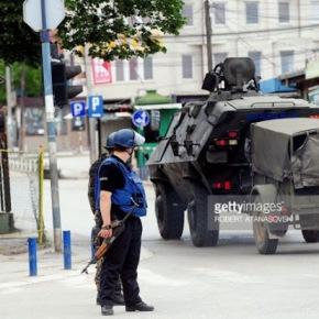 «Συρία 2 σε λίγες ώρες τα Σκόπια -Τέθηκε σε εφαρμογή σχέδιο «περικύκλωσης» των Αλβανών- Τεθωρακισμένα τροχοφόρα των Σκοπιανών καταλαμβάνουν τοΤέτοβο