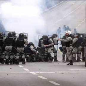 Η Europol προβλέπει διαμελισμό των Σκοπίων αλλά και… δημιουργία «ΜεγάληςΑλβανίας»