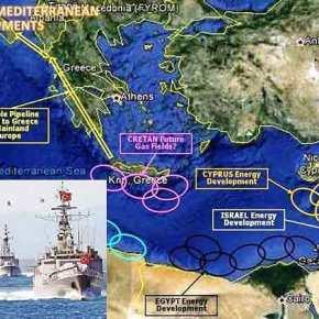 «Άνεμοι πολέμου»: Το 60% των παγκόσμιων αποθεμάτων είναι εδώ – Έρχονται τετελεσμένα από τους Τούρκους στο Αιγαίο με το «Barbaros» (Αγαθονήσι-Καστελόριζο)