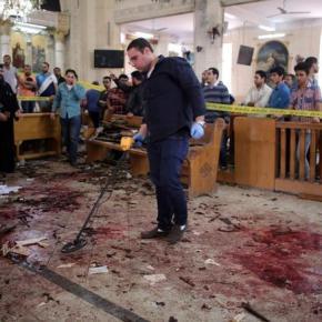 Το ΙSIS ανέλαβε την ευθύνη για το μακελειό στις εκκλησίες στην Αίγυπτο Δεκάδες νεκροί από δύο βομβιστικές επιθέσεις σε εκκλησίες στην Αίγυπτο σε Αλεξάνδρεια καιΤάντα.