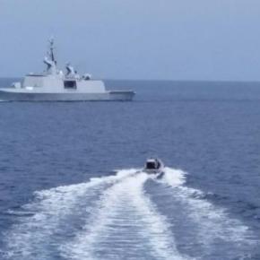 Συνεκπαίδευση ΠΝ με το Γαλλικό Ναυτικό στο Βόρειο Αιγαίο –ΦΩΤΟ