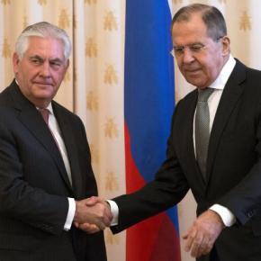 Ρωσία – ΗΠΑ: Δύσκολες ώρες για τον Αμερικανό ΥΠΕΞ Ρεξ Τίλερσον στηνΜόσχα