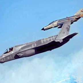 Η οικονομική κρίση πλέον απειλεί άμεσα την ασφάλεια της χώρας: Tουρκικά F-35 και επίπεδο εκπαίδευσης Ελλήνων πιλότων,«καίνε»…