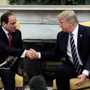 Περιφερειακή υπερδύναμη η Αίγυπτος: Ο Αλ-Σίσι παρήγγειλε αεροπλανοφόρο από τις ΗΠΑ – Τι του απάντησε ο Ν.Τραμπ- Tελειώνουν την Τουρκία – Δείτε τοβίντεο