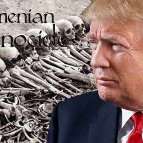 «Σφαλιάρα» του Ντ. Τραμπ σε Τουρκία: «Μια από τις χειρότερες μαζικές σφαγές του 20ού αιώνα» η Γενοκτονία τωνΑρμενίων