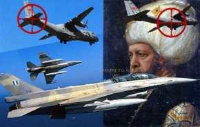 Ρ.Τ.Ερντογάν: «Νέα εκτεταμένη επιχείρηση με ανάπτυξη στρατιωτικών δυνάμεων σε Συρία καιΙράκ»