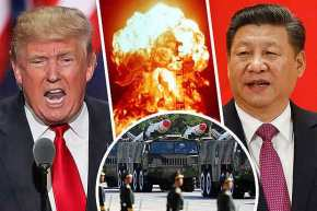 Οι ΗΠΑ περικυκλώνουν με «πυρηνική θηλιά» θανάτου την Κίνα. 400 στρατιωτικές βάσεις, αεροσκάφη και πυρηνικά όπλα κυκλώνουν την Β. Κορέα – Ο πύραυλος απέτυχε ελέωΗΠΑ