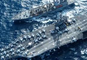 Αμερικανός ΥΠΕΞ: «Η Κίνα συμφωνεί για ανάληψη δράσης στην Βόρεια Κορέα»! ΤΟ USS CARL VINSON ΠΛΕΕΙ ΟΛΟΤΑΧΩΣ ΓΙΑ ΤΗΝ ΚΟΡΕΑΤΙΚΗΧΕΡΣΟΝΗΣΟ