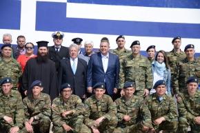 Τουρκικό παραλήρημα για δύο Ελληνικάνησιά