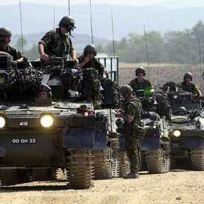 ΕΚΤΑΚΤΟ – Στρατεύματα του ΝΑΤΟ εισήλθαν στο βόρειο τμήμα της ΠΓΔΜ – Ο Ζάεφ έβαλε την χώρα ήδη στην Συμμαχία ειρωνευόμενος τηνΕλλάδα!