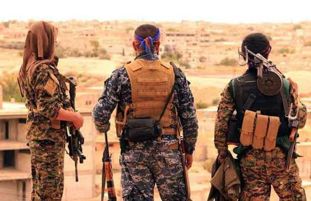 Αποτέλεσμα εικόνας για Άρχισε η αποστολή όπλων στους Κούρδους από τις ΗΠΑ