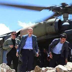 57 Τούρκοι στρατιώτες νεκροί στο Tendürek και στο Όρος Kato….Εσπευσμένα ο Τούρκος Υπουργός Σουλεϊμάν Σοϊλού στηπεριοχή!