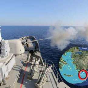 Καστελόριζο υπό μόνιμο αποκλεισμό και πυρά στην Κύπρο! Η Τουρκία επιμένει μεNAVTEX