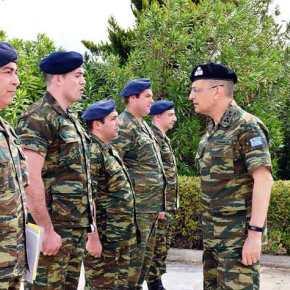 Ποιες Μονάδες του Στρατού Ξηράς επισκέφθηκε ο ΑΓΕΣ-ΦΩΤΟ