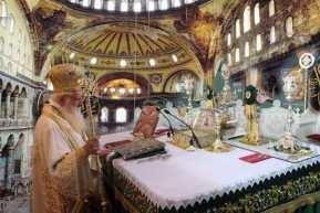 Επίσημο αίτημα για να επαναλειτουργήσει η Αγία Σοφία ως χριστιανικήεκκλησία