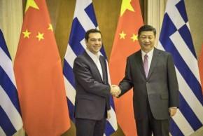 Παιχνίδι ισχύος Κίνας και Δύσης στηνΕλλάδα