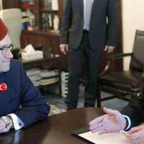 Κυπριακό: «Απειλές» Έιντε για θερμό επεισόδιο αν δεν αρχίσουν και πάλι οι συνομιλίες(upd)