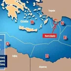 Έρχεται συμφωνία Ελλάδας και Αιγύπτου για την ΑΟΖ – Αιγύπτιος ΥΠΕΞ: «Θα λυθεί το θέμασύντομα»