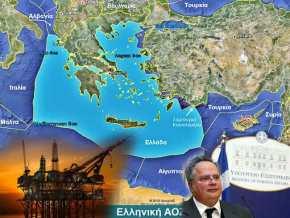 Τι λέει για την ΑΟΖ και την Τουρκία ο ΥΠΕΞ ΝίκοςΚοτζιάς