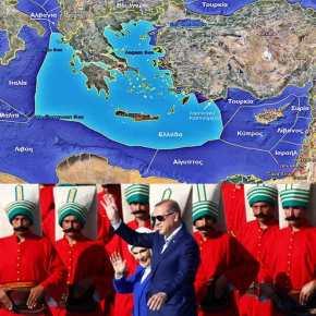 Με νέες NAVTEX η Άγκυρα εισβάλει σε ελληνική υφαλοκρηπίδα και κυπριακήΑΟΖ