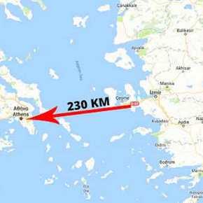 Σαρωτικά πλήγματα σε μεγάλο επιχειρησιακό βάθος το νέο δόγμα τηςΤουρκίας