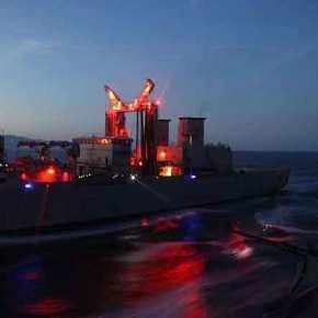 """Ο Ακάρ στο Χίλτον κοιμόταν και ο τουρκικός στόλος """"έκανε πυρά"""" νύχτα δυτικά τηςΛέσβου"""