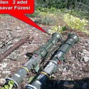 «Το φυσάνε και δεν κρυώνει» στην Αγκυρα: Αμερικανικά αντιαρματικά όπλα ΑΤ-4 παραδόθηκαν στοΡΚΚ!