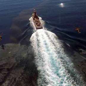 Πρόβα πολέμου: Έτσι θα δράσει το τουρκικό ναυτικό στο Αιγαίο – Χρήση εξοπλισμένων ταχύπλοων σκαφών μαζί με επιθετικά ελικόπτεραATAK