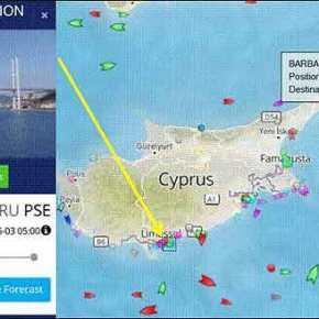 Η Τουρκία απειλεί με casus beli στα χαρτιά και με το Barbaros στην κυπριακή ΑΟΖ!Χάρτης