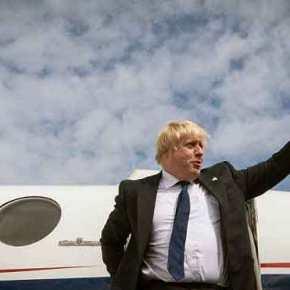 ΕΚΤΑΚΤΟ: Ταξίδι αστραπή του Βρετανού υπουργού εξωτερικών, Μπόρις Τζόνσον σταΧανιά