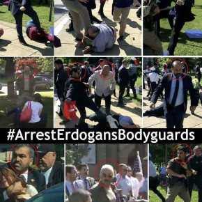 Αυτοί είναι οι μπράβοι του Ερντογάν που οι αμερικανοί θέλουν νασυλλάβουν