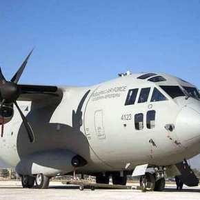 """Τι συμβαίνει με τα C-27; Ατύχημα """"καρμπόν"""" πριν από την απογείωση όπως και στηΣαντορίνη"""