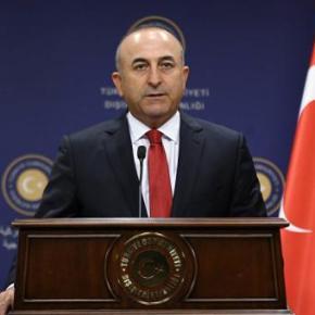 Τσαβούσογλου: Τουρκικός στρατός στην Κύπρο και μετά τηλύση