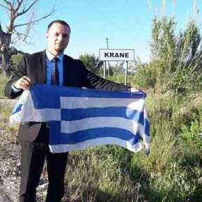 Προκλητικός ο Αλβανός εξτρεμιστής Τ.Βέλιου: «Δεν φοβάμαι τις απειλές της Ελλάδας – Θα υψώσω την αλβανική σημαία στηνΠρέβεζα»
