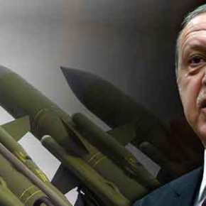 «ΣΤΙΓΜΙΑΙΟΣ ΠΟΛΕΜΟΣ»: Η νέα απειλή που έρχεται με τους τούρκικουςπυραύλους