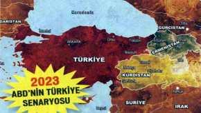 Η Τουρκία θα ακρωτηριαστεί μέχρι το 2023; – Νέοι αμερικανικοί και ισραηλινοί χάρτες αυτό δείχνουν, αλλά…(φωτό)