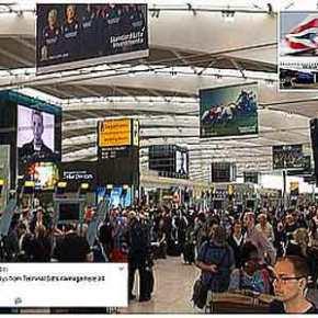 ΠΑΓΚΟΣΜΙΟ ΧΑΟΣ: «Κατέρρευσε» το ηλεκτρονικό σύστημα της British Airways από κυβερνοεπίθεση – ΣΥΝΑΓΕΡΜΟΣ ΣΤΗ ΒΡΕΤΑΝΙΑ: Σηκώθηκαν δύο μαχητικά για να αναχαιτίσουν ρωσικήπαραβίαση